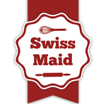 Swiss Maid Pastries Logo