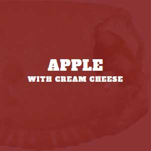 Apple with Cream Cheese