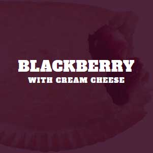 Blackberry with Cream Cheese